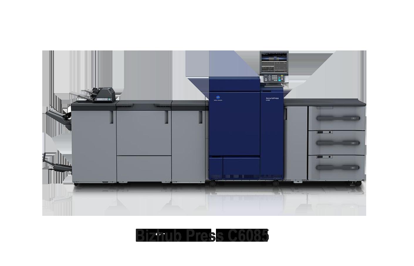 bizhub Press C6085