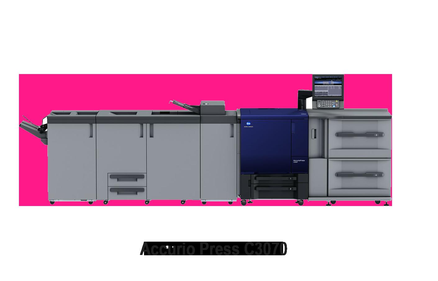 Accurio Press C3070