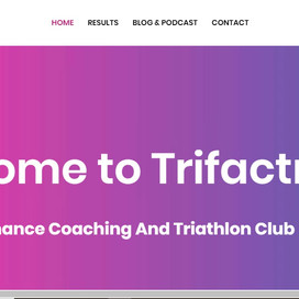 Welcome to the new Trifactri Website!