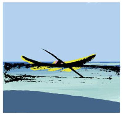 Lámina Kayak