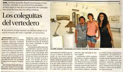 Artículo diario de Ibiza