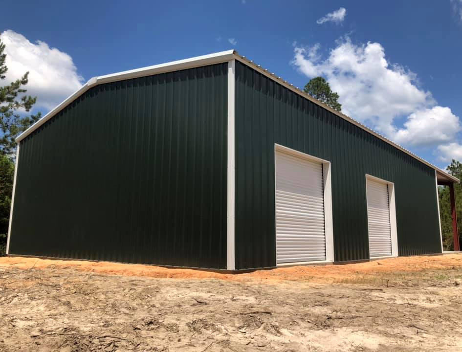 40x60x12 Steel Building