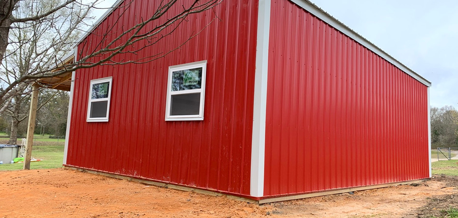 20x30 with 12x30 lean to