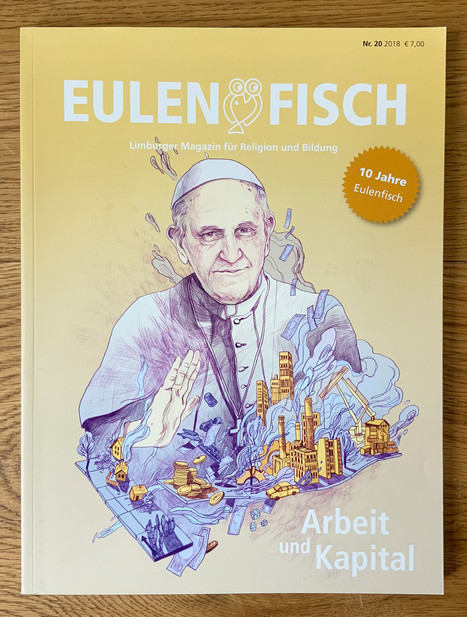 Eulenfisch Magazin Cover