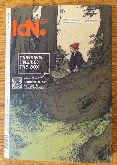 IdN Cover