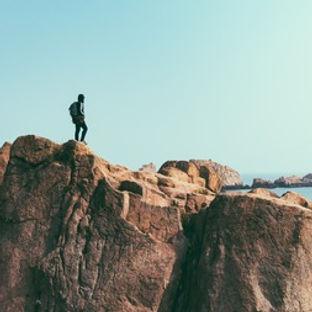 Uitdaging top bereiken