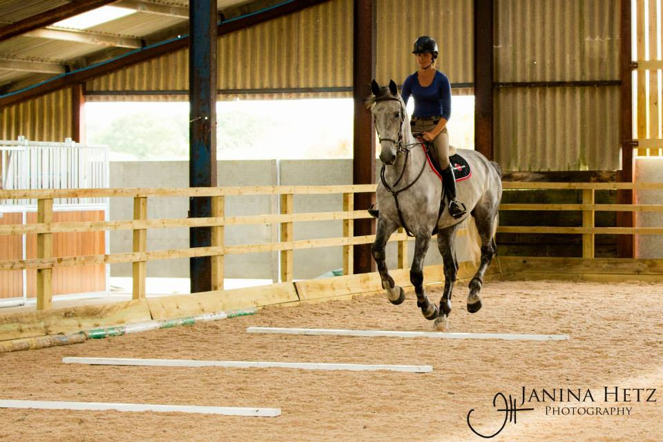 polework for horse riding