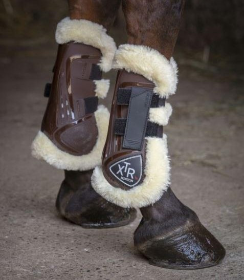 Equestrian Christmas gift guide - tendon boots