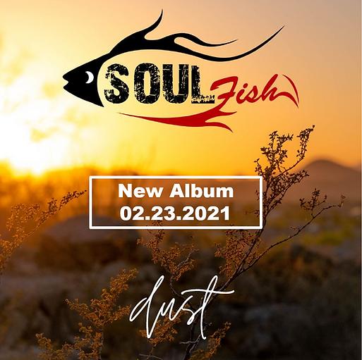 Dust Album Cover (Coming Soon 02.23.21 B