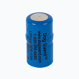 Dog Guard Lithium Battery for DG9 and DG5