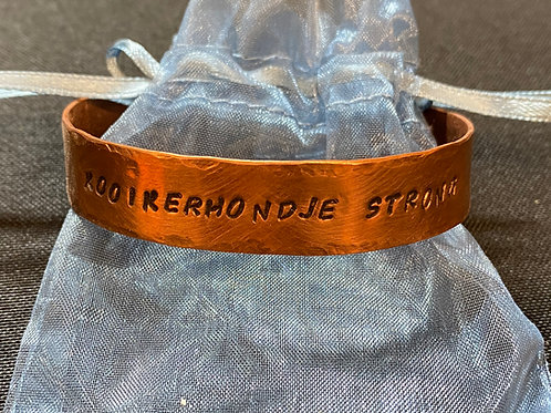 Kooikerhondje Strong - bracelet