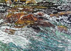 Rocks and Stream ll