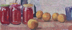 Jam and Oranges