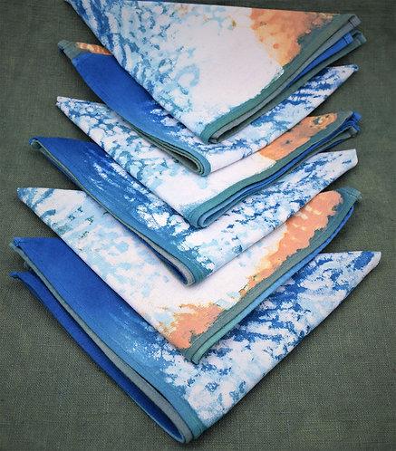Batik Cotton Napkins