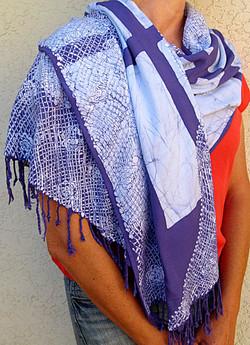 Batik Scarf