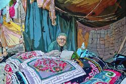 Tibetan Carpet Man