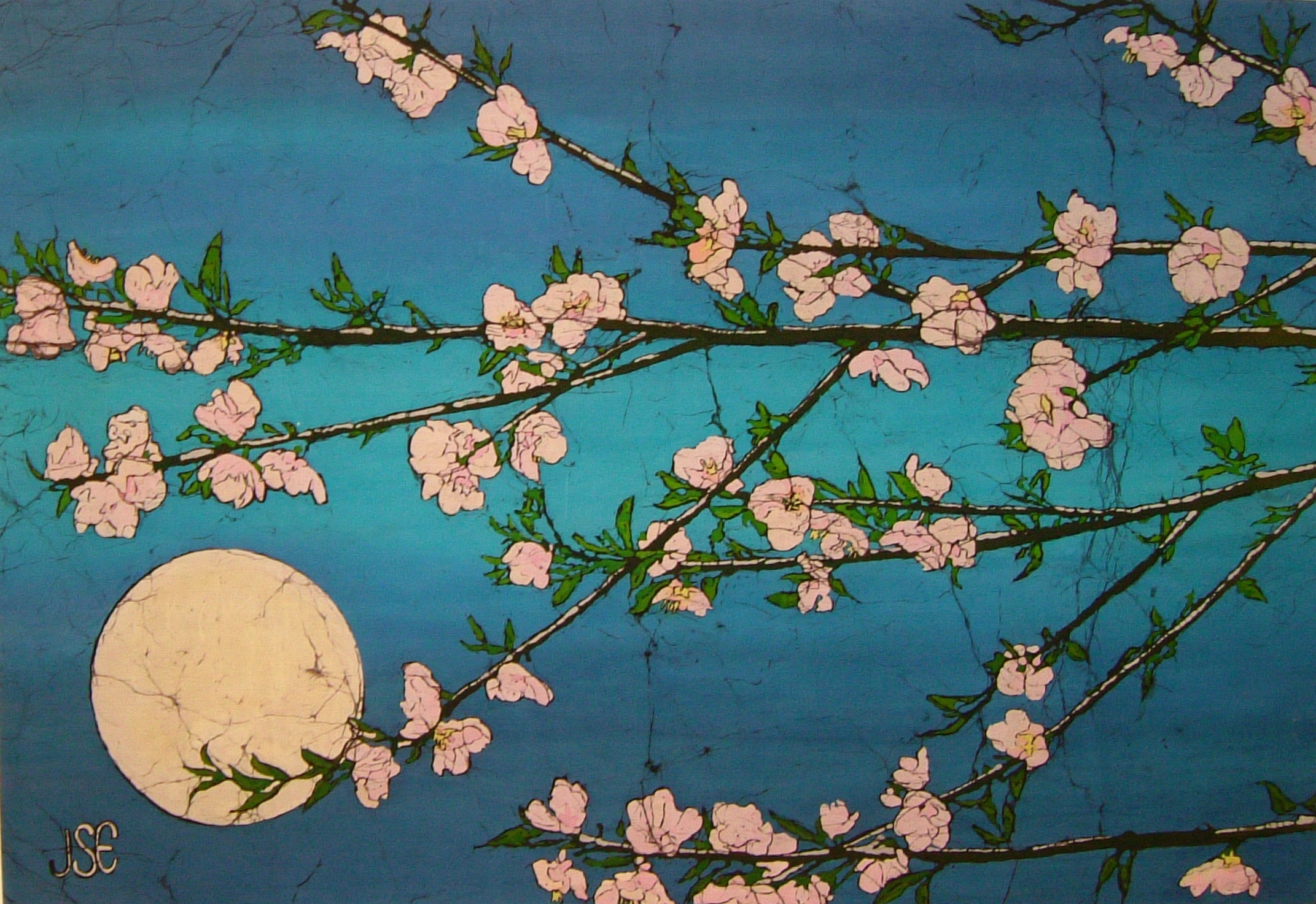 PeachBlossomsMoon