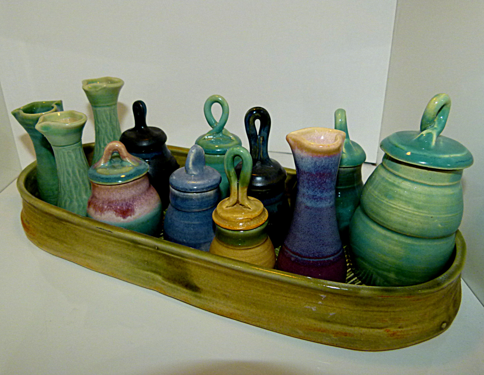 Pottery by Sarah Wech