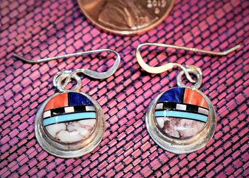 Hopi Drop Earrings