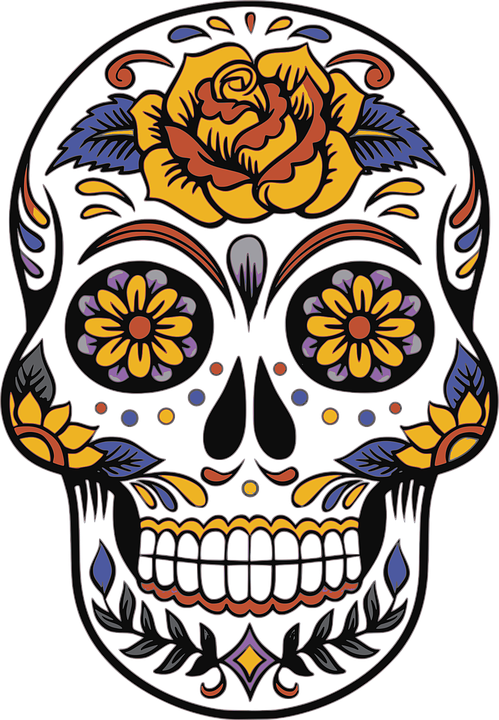 Day of the Dead Skull PNG.png