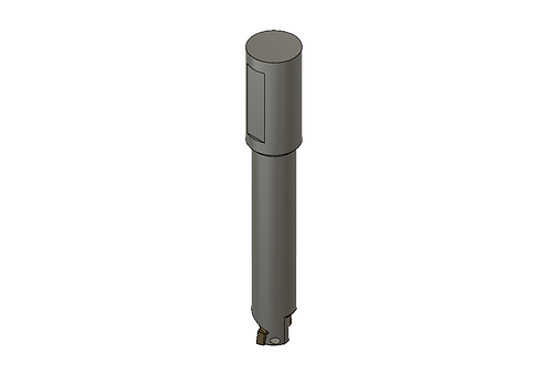 Indexable End Mill MSS01