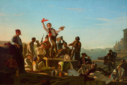 Bingham painting