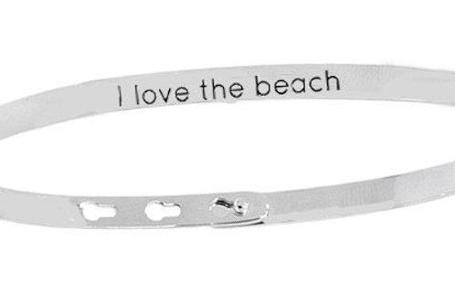 I LOVE THE BEACH