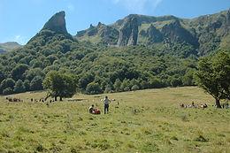 Randonnée dans la Vallée de Chaudefour