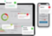 Plateforme permettant de rassembler les commentaires utilisateurs tout au long de leur parcours et ainsi de mesurer leur satisfaction.