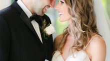 Featured on TheKnot.com - Lauren and Fran