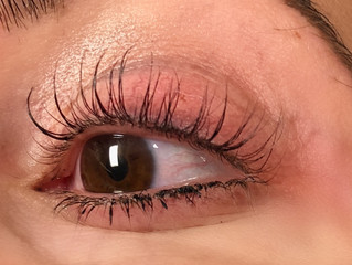 Eyelash Lifts and Eyelash Tinting