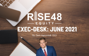 Exec-Desk: Phoenix Market Updates From Rise48 Equity CEO