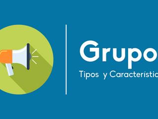 Tipos y Características de los Grupos