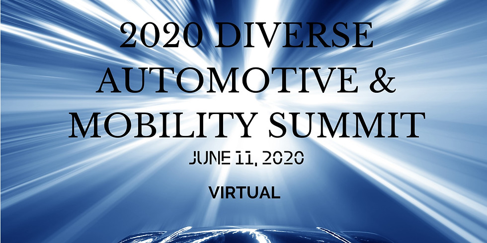 2020 Diverse Automobile & Mobility Summit
