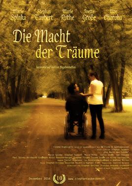 """Poster für """"Die Macht der Träume"""""""