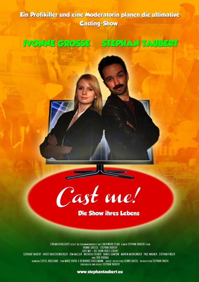 """""""Cast me!"""" (2015)"""