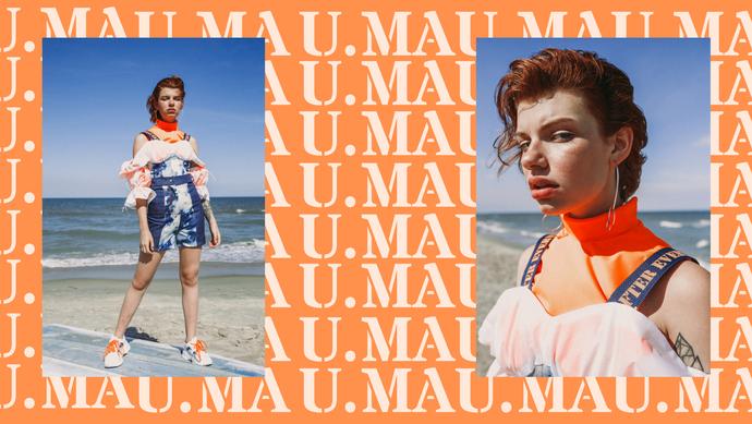 U.MA by Ashley Sanchez Lookbook