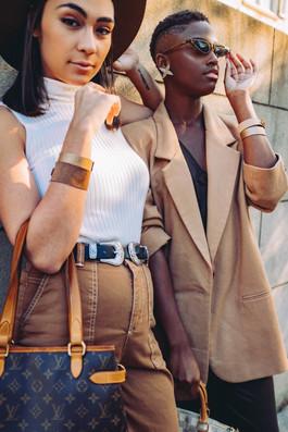 Sustainable Fashion Mockup.