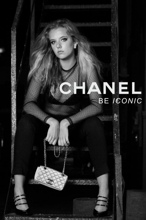 Chanel Mockup