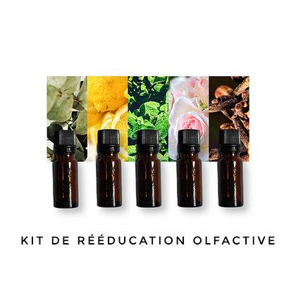Kit rééducation olfactive