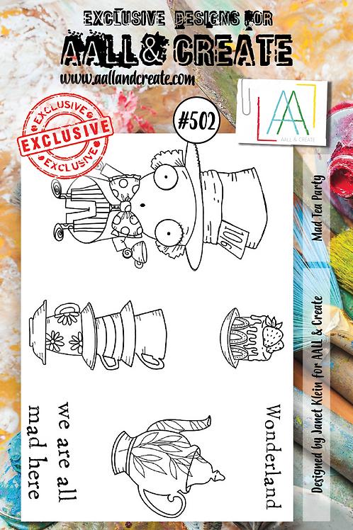 A7 Stamp set #502