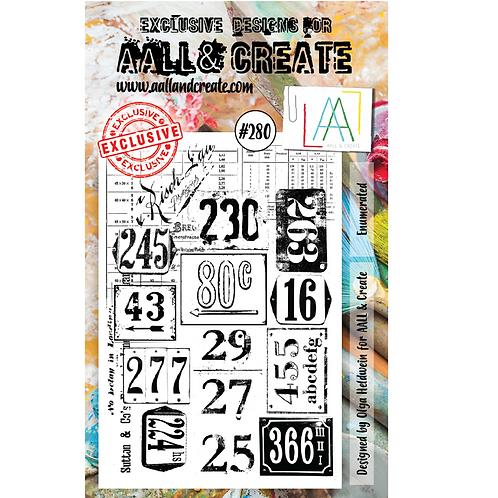 A6 Stamp set #280