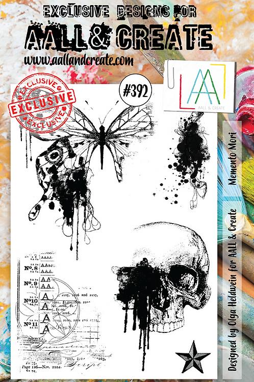 A5 Stamp set #392