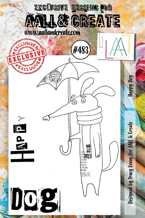 A7 Stamp set #483