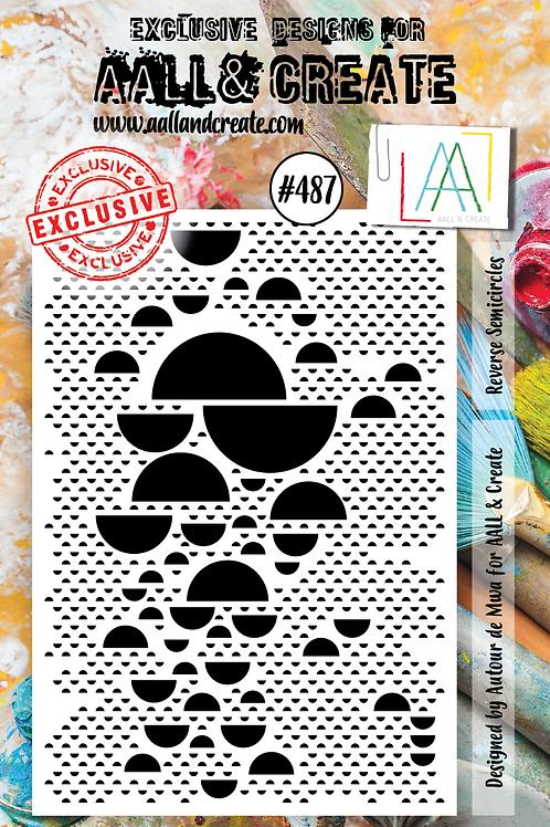 A7 Stamp set #487