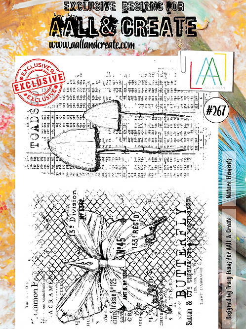 A4 Stamp set #267