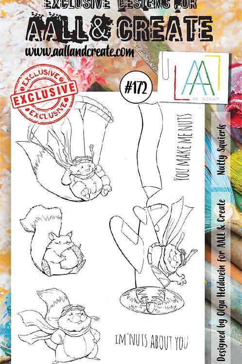 A6 Stamp set #172