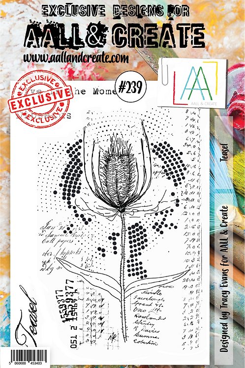 A5 stamp set #239