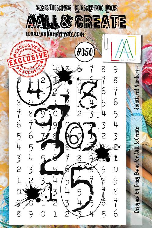 A7 Stamp set #350