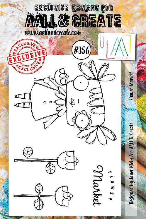 A7 Stamp set #356